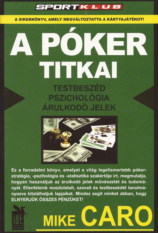 A póker titkai