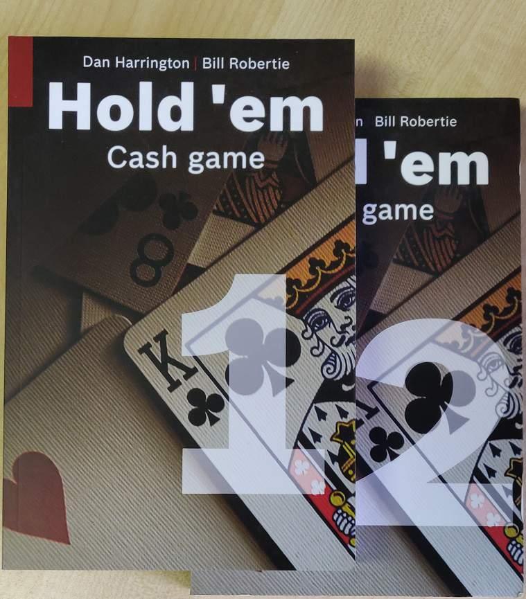 Hold´em Cash game 1-2.